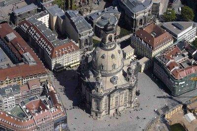 Flugsafari Sächsische Schweiz und Dresden - ca. 60 min.
